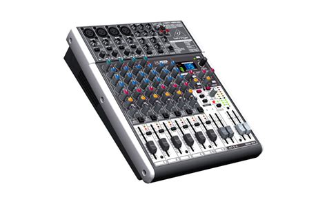 Mixer Behringer Xenyx X1204usb behringer x1204usb pa mixer 12 channel dj city