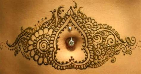 henna tattoos gloucester henna stomach makedes