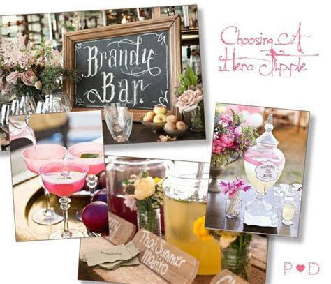 drinks reception ideas wedding treat ideas pinterest
