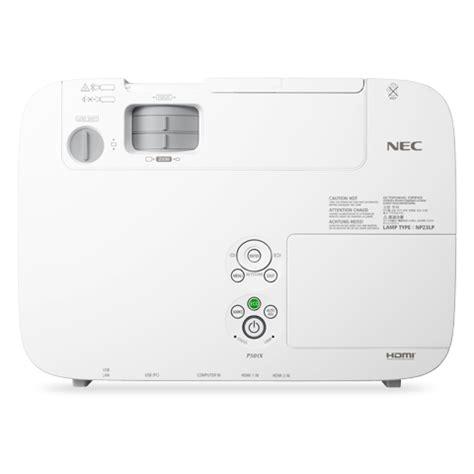 Nec Projector P501xg jual projector nec np p501xg 5000 lumens xga harga