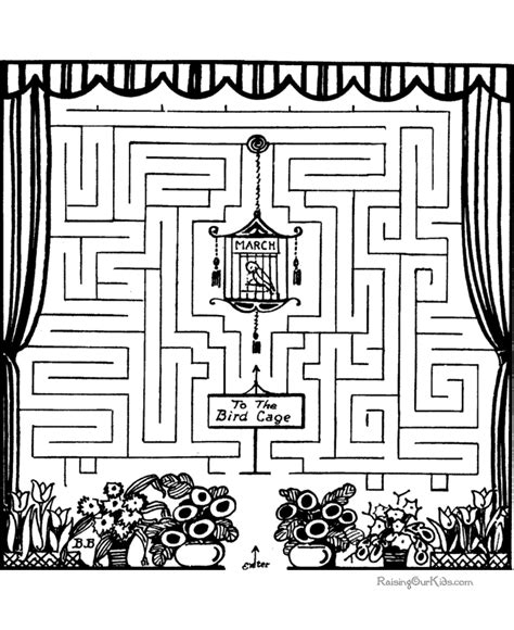 printable maze passages free printable preschool maze worksheets mazes for kids