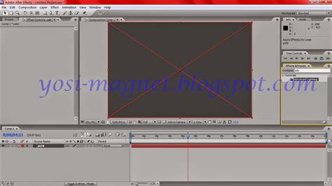 tutorial after effect petir my world membuat effect petir lightning di after effects
