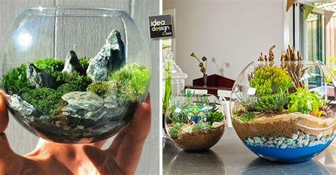 mobili in miniatura fai da te giardini in miniatura fai da te ecco 20 idee creative