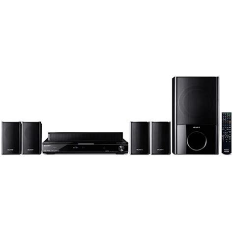 sony ht ss360 home theater system htss360 b h photo