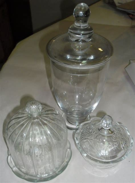 glass jars available for hire at oople eumundi perfect