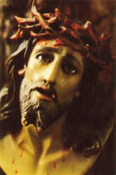 imagenes de jesucristo agonizante historia del santo cristo de limpias