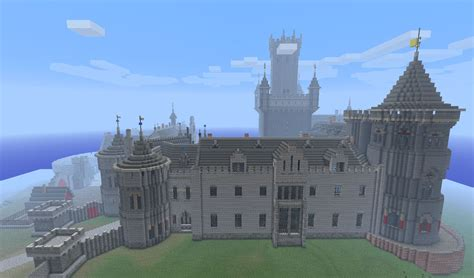 castle blueprint minecraft castles blueprints www pixshark images