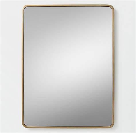 brass bathroom mirror 17 best images about accessories on pinterest acrylics
