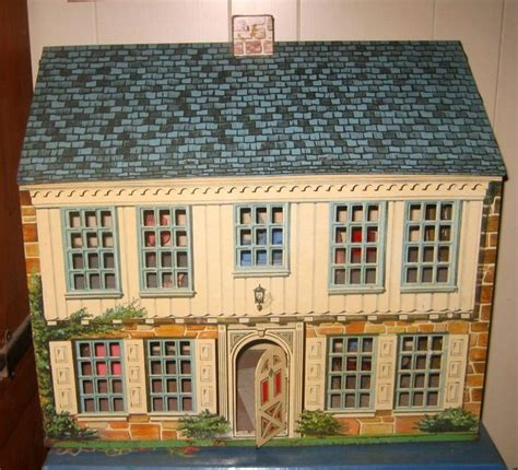 doll house dallas 54 best tin doll houses images on pinterest vintage dollhouse vintage dolls and vintage metal