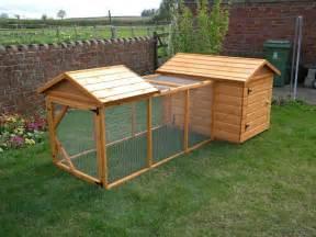 Building A Rabbit Hutch Wooden Duck Pen Enclosure Amp 6ft Run