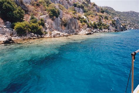 turisti per caso turchia kekova citt 224 sommersa viaggi vacanze e turismo turisti