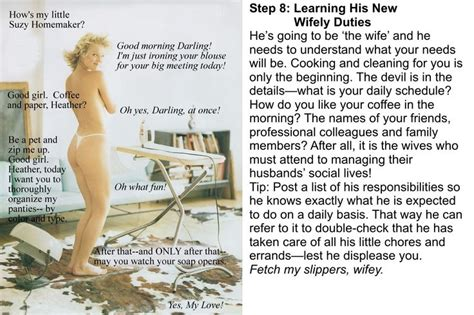 sissy stories step 8 how to feminize your fiance pinterest sissy