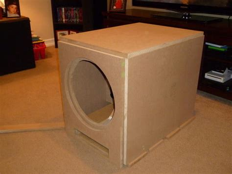 home theater subwoofer box 187 design and ideas