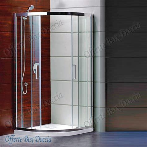 box doccia porta scorrevole box doccia semicircolare doppia porta scorrevole quot ft8090 quot