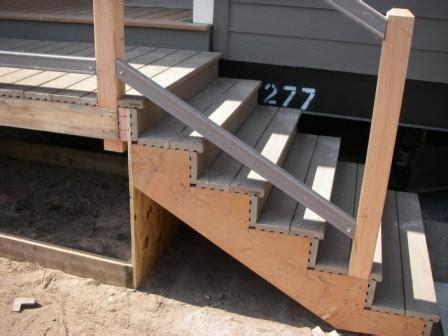 Wood Mobile Home Steps Plans