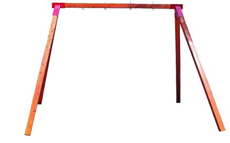 swing set frames swing sets aarons awesome playgrounds