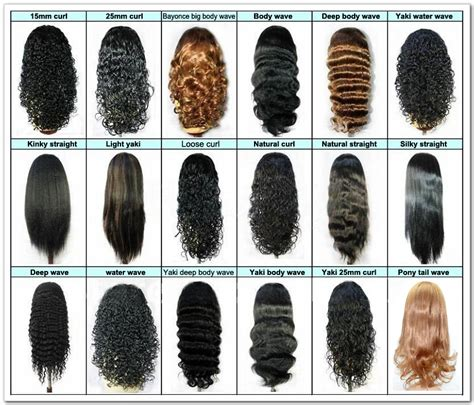 Different Types Of Hair Style by Implantations Et Ondulations Du Compl 233 Ment Capillaire