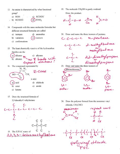 11 1 describing chemical reactions section review answers chapter 7 chemical reactions answer key share the knownledge