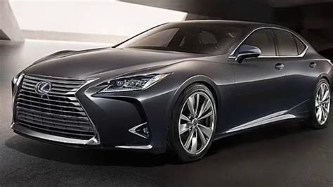2018 lexus ls400 exclusive the all new 2018 lexus ls youtube