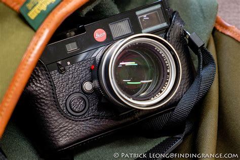 Artisanartist Leather Lmb T For Leica T artisan artist lmb m7 half review