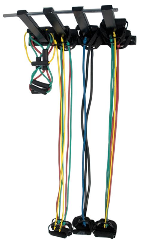 Resistance Band Rack by Resistance Bands Fitness Bands Weight Tubing