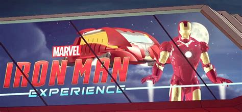 iron man experience announced hong kong disneyland