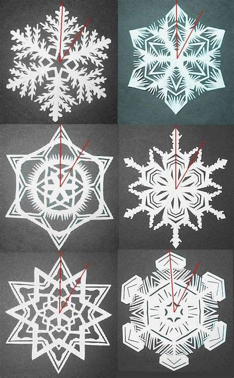 snowflake pattern maker 149 best paper snowflakes images on pinterest paper