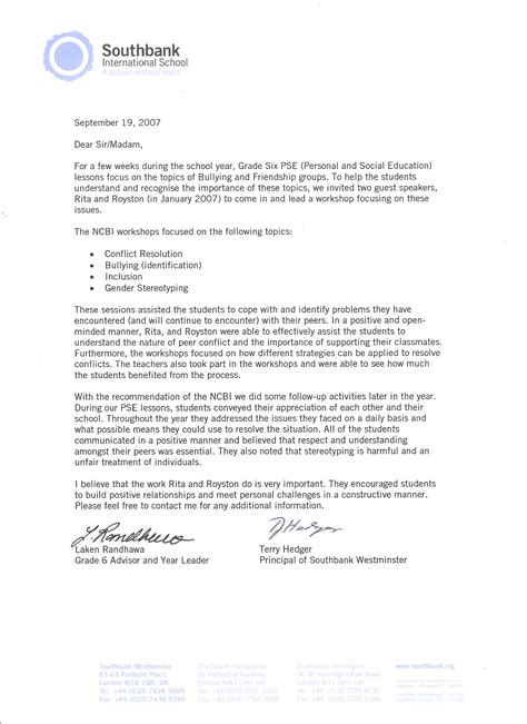Letter Of Recommendation Website a letter of self recommendation new calendar template site