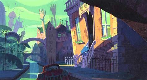 layout artist pixar monsters inc the art of monster s inc pixar talk