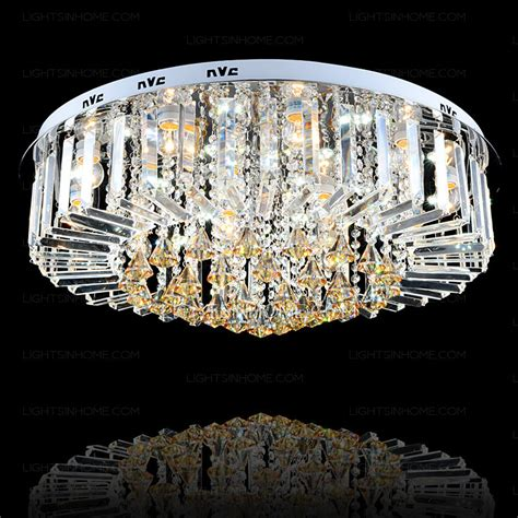 swarovski ceiling light fixtures crystal ceiling lights flush mount roselawnlutheran