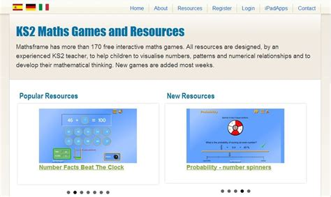 math portal to play interactive math