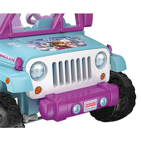 power wheels jeep frozen my family disney frozen