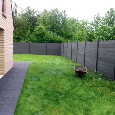 recinzioni giardino recinzione piscina e giardino in wpc innovazione ed estetica