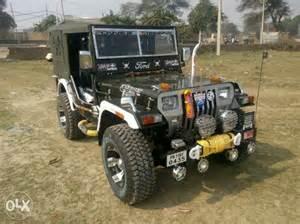 Mahindra Jeep Willys Jeep Mahindra Di Kelapur Cars