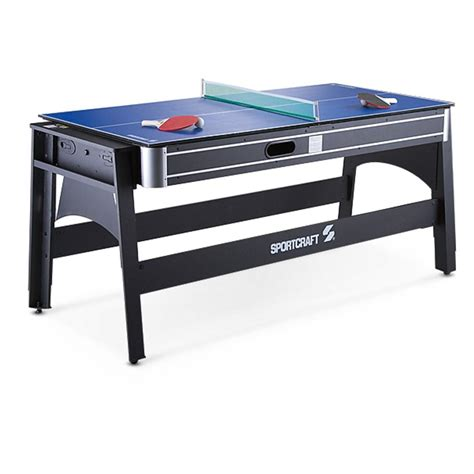 3 in 1 table sportcraft 174 4 in 1 flip table 213257 at sportsman