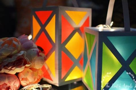 Handmade Diwali Kandil - 25 best ideas about diwali lantern on diy