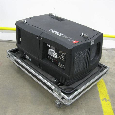 Proyektor Barco prg proshop barco flm hd20 projector