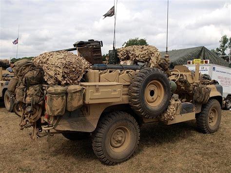 sas land rover military vehicle photos sas land rover