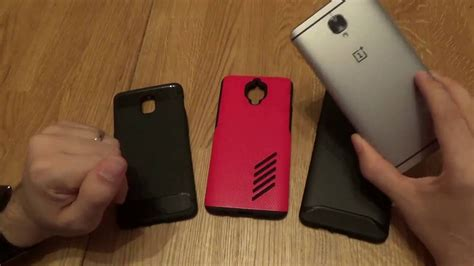 Spigen Rugged Armor Oneplus 3 One Plus 3 Oneplus 3t Original oneplus 3 orzly grip pro vs spigen rugged armor vs tudia merge who will win