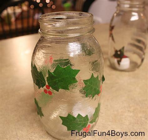 images of christmas jars easy diy christmas candle jars