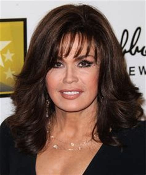 marie osmond hairstyles feathered layers marie osmond haircut hairstyles to try pinterest new