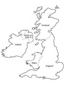 Blank Map Of England And Wales by Best Photos Of Outline Map Of England England Map