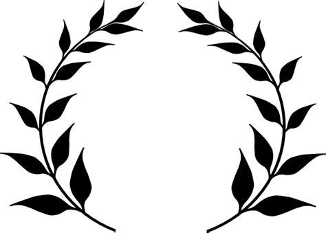 bayleaf kranz leaf vector crest png www pixshark images