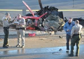 Porsche Paul Walker Died In Paul Walker Dead Dies Car Porsche Fatal