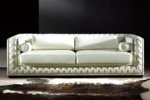 modern leather sofa italian designs an interior design