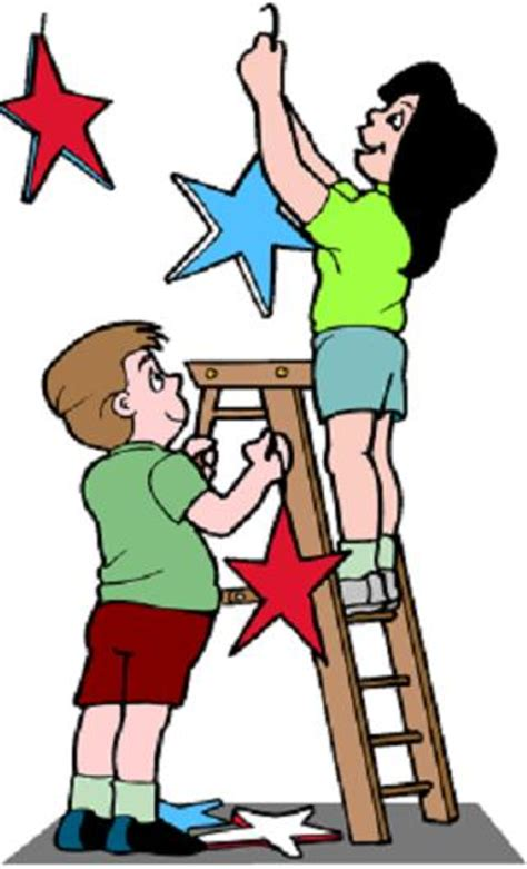 When Should You Put Up Decorations by Exercises Phrasal Verbs