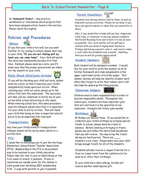 Parent Letter Missing Assignments Parent Letter