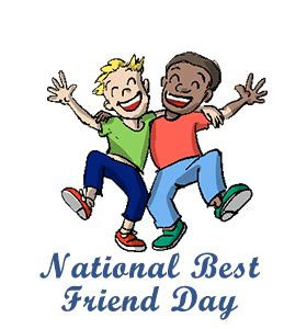 best friends day national bestfriend day calendar history facts when is