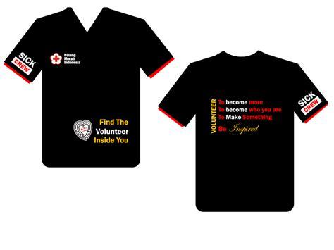desain kaos pmr desain kaos untukmu pmr indonesia
