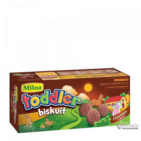 Milna Biskuit Bayi Promo harga jual biskuit toddler oreo thins crispy cookies
